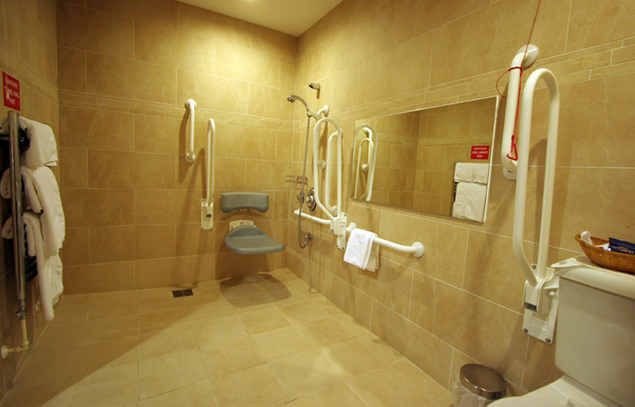 Disabled Wet Rooms And Bathrooms Abacus Disabled Access